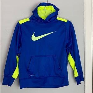 Boys Nike hooded jacket/ Size:M